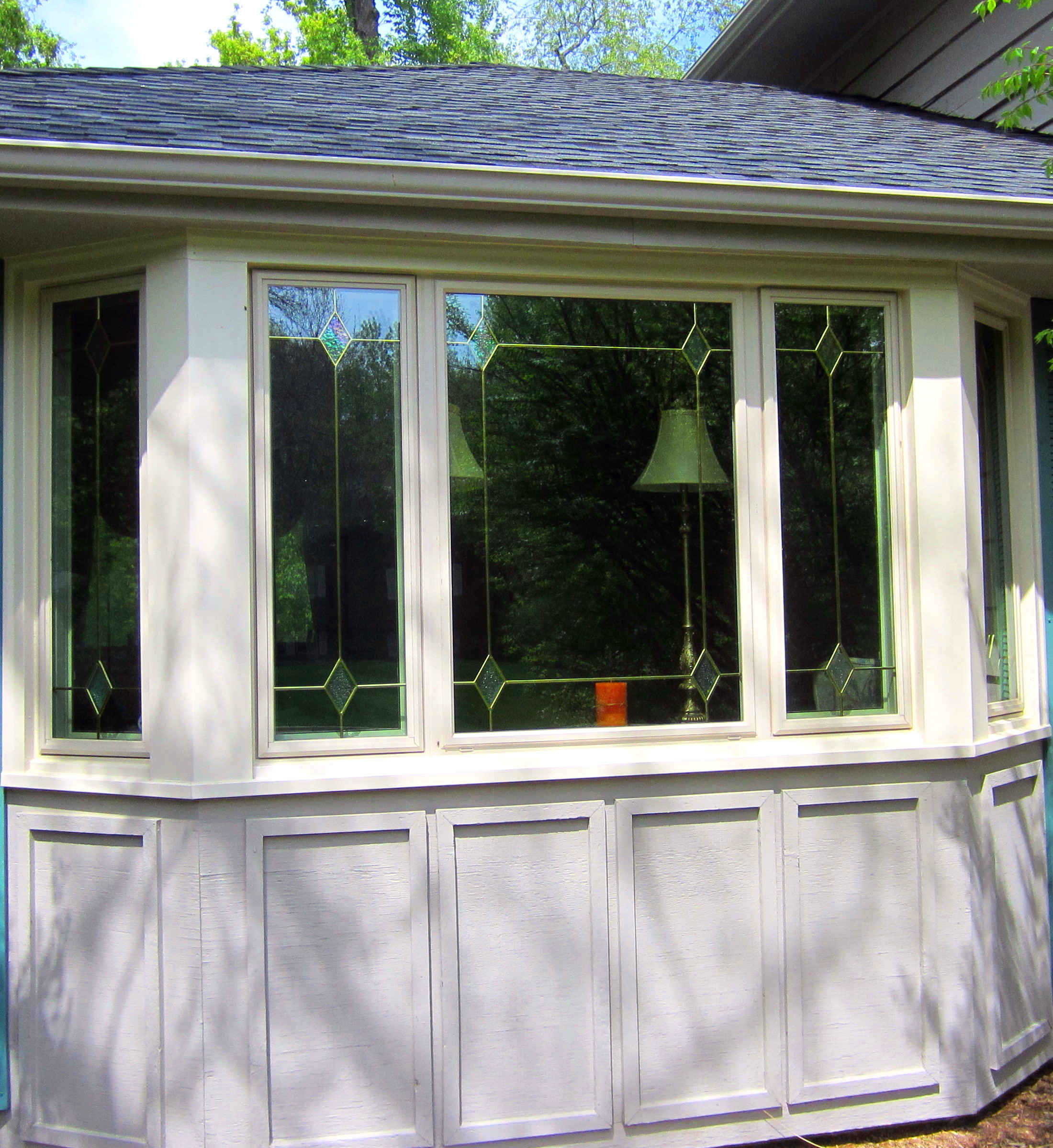 Vinyl windows vinyl energy efficient windows for Efficient windows