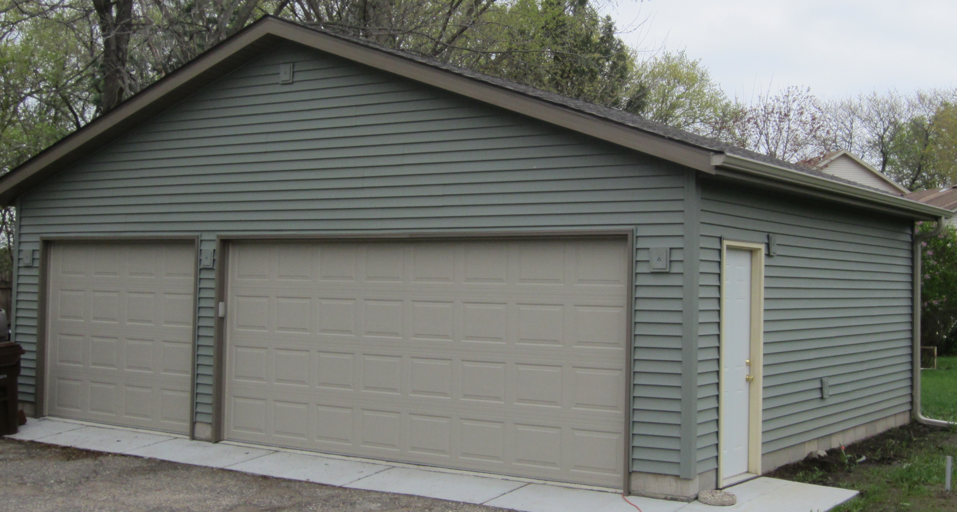 Gallery home improvement partners 16 car garage