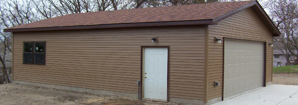 Detached Garages Burnsville Eagan Lakeville Attached Garages
